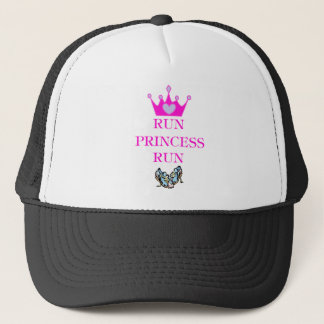 Run Princess Run Trucker Hat