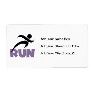 RUN Purple Label