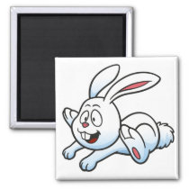 Run Rabbit Magnet