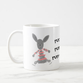 Run Rabbit Run Mug