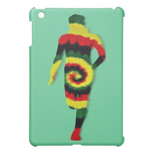 Run Rasta Run iPad Mini Cover