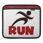 RUN Red Sleeves For iPads