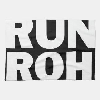 Run ROH American MoJo Kitchen Towel
