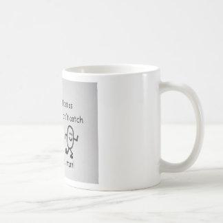 Run, run, as fast as you can...Santorum... Coffee Mug