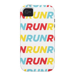 Run Run Run Case For The iPhone 4