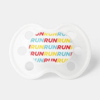 Run Run Run Pacifier