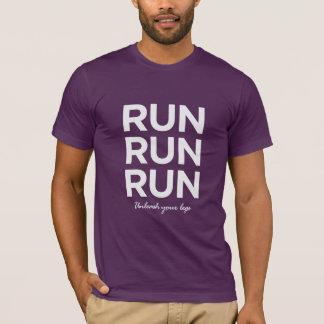Run Run Run (Unleash Your Legs) T-shirt Men's