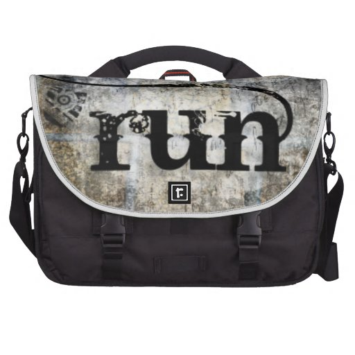 Run/Runner bag by Vetro Jewelry & Designs Laptop Bags