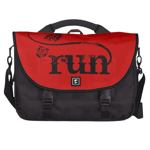Run/Runner bag by Vetro Jewelry & Designs Bag For Laptop