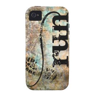 Run/Runner by Vetro Jewelry iPhone 4/4S Case