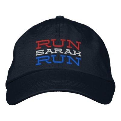 Run Sarah Run Cap