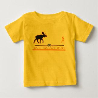 Run Sarah Run! Infant Baby T-Shirt