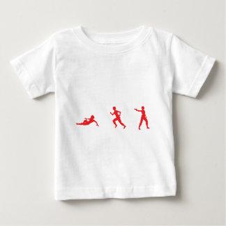 Run, Slide, Shoot Baby T-Shirt