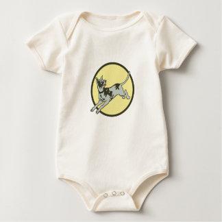 Run Spot Run! Infant Baby Bodysuit