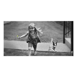 Run Spot, run! Picture Card