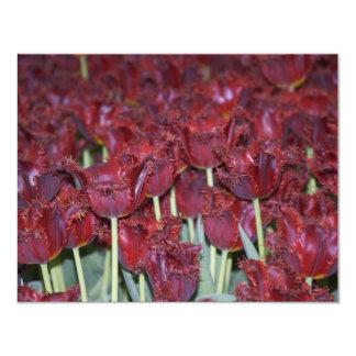 Run Through the Tulips Card