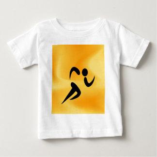 Run to goal and success t-shirt