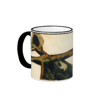 run to him ringer mug