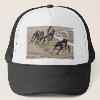 Run to the line trucker hat