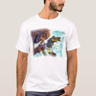 Run to win (carousel trio) T-Shirt