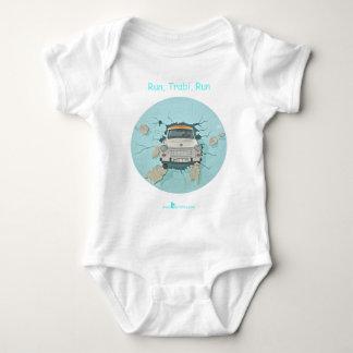 Run, Trabi, Run Infant Creeper