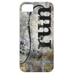 Run w/Shoe Grunge by Vetro Jewelry & Designs iPhone 5 Cover