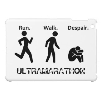 Run Walk Despair Case For The iPad Mini