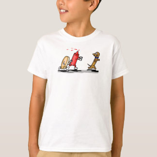 Run Wiener Dog T-Shirt