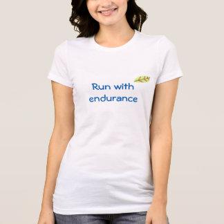 Run with endurance T-shirt