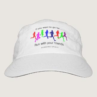 Run with Friends Headsweats Hat