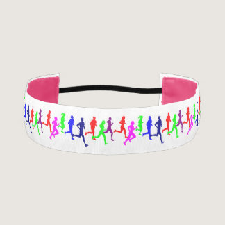 Run with your Friends Athletic Headband