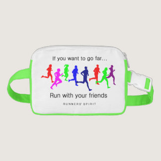Run With your Friends Fanny Pack