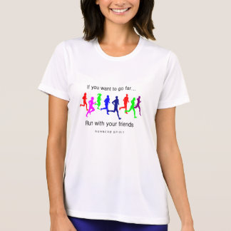 Run with Your Friends Sport-Tek SS T-Shirt
