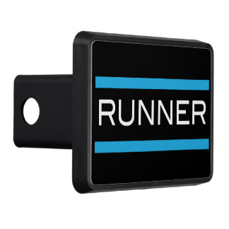 Run - Workout Inspiration Hitch Cover