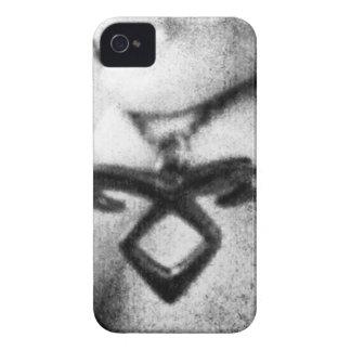 Runa angelical del poder Case-Mate iPhone 4 carcasas