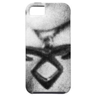 Runa angelical del poder iPhone 5 carcasa