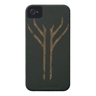 Runa de Gandalf iPhone 4 Carcasas