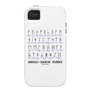 Runas anglosajonas (criptografía de la lingüística iPhone 4 carcasa
