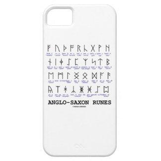 Runas anglosajonas (criptografía de la lingüística iPhone 5 Case-Mate funda