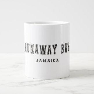 Runaway Bay Jamaica Giant Coffee Mug