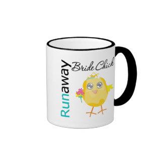 Runaway Bride Chick Ringer Coffee Mug