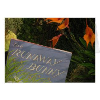 Runaway Bunny Card