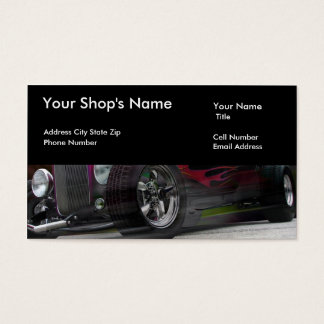 Runaway Business Card