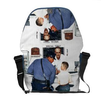Runaway Messenger Bag