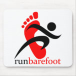 runbarefoot mouse pad