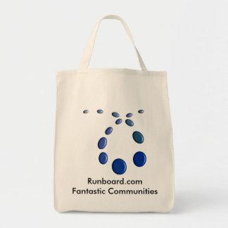 Runboard.com Grocery Tote Tote Bag