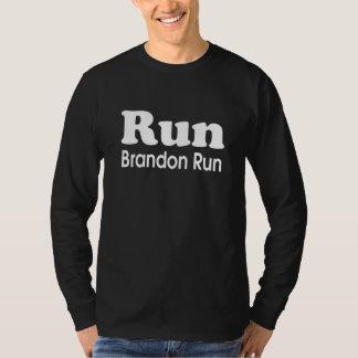 runBrandonrun T-Shirt