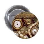 Runder Knopf Pin Redondo 5 Cm