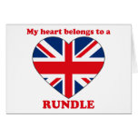 Rundle Greeting Cards