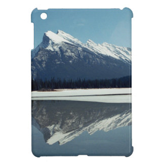 Rundle Mountain, Banff iPad Mini Case